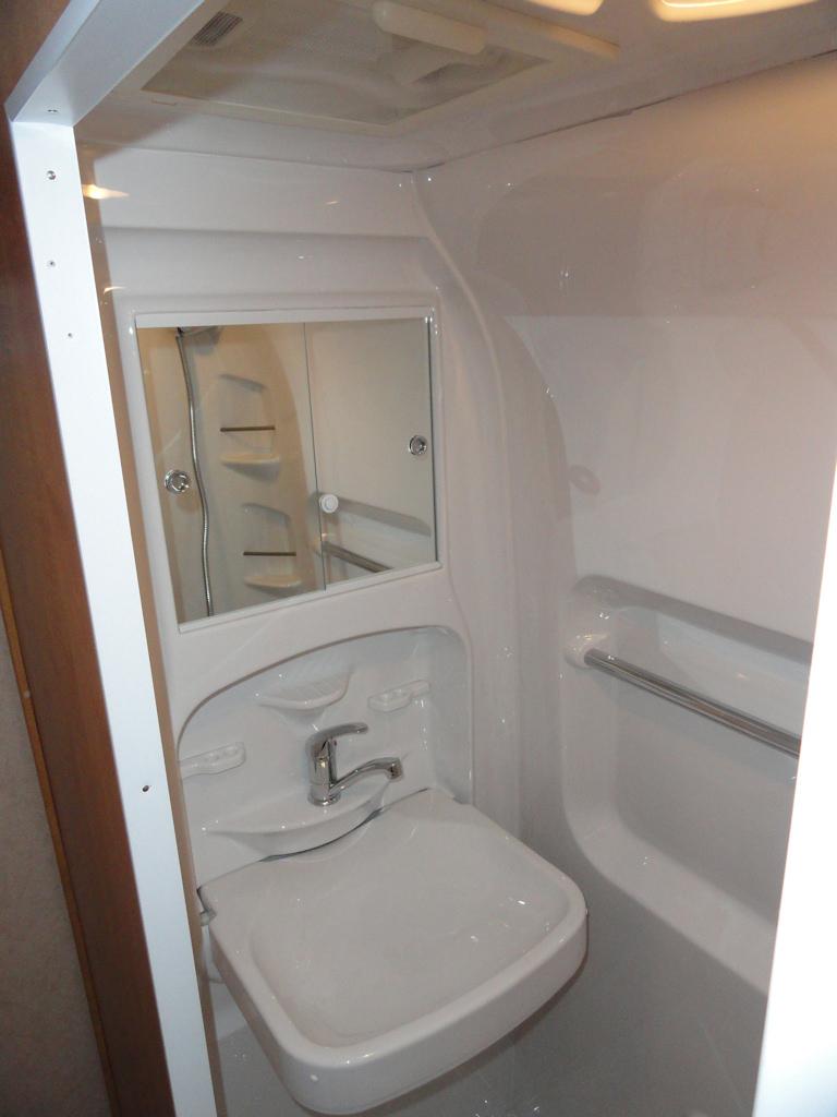 Complete Bathroom Solution Unit